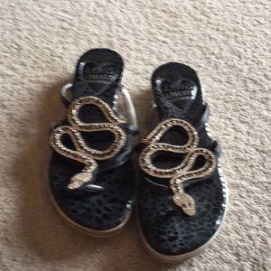 Shoes - Snake sandals
